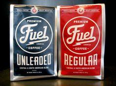 Fuel by Richie Stewart, via Behance