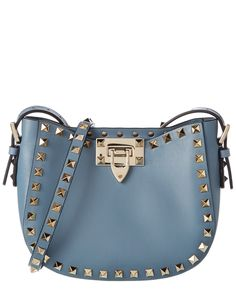 Valentino Rockstud Leather Shoulder Bag is on Rue. Shop it now.