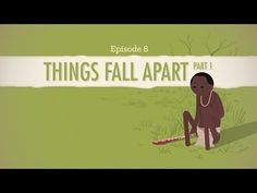 If One Finger Brought Oil - Things Fall Apart part I: Crash Course Literature 208 - YouTube