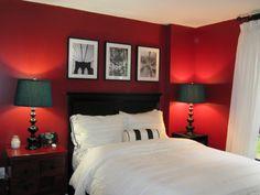 68 best red bedrooms images bedroom decor decorating bedrooms rh pinterest com