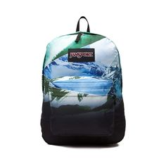 Shop for Jansport Superbreak Backpack in Multi at Journeys Shoes. Vintage Backpacks, Cute Backpacks, Girl Backpacks, Jansport Superbreak Backpack, Animal Bag, Backpack For Teens, Travel Backpack, Back To School, School Stuff