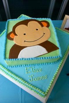 Elias' Welcome Home Cake