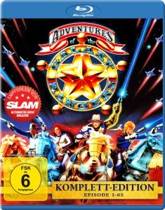 KSM - Adventures of the Galaxy Rangers - Die komplette Serie (Blu-ray)