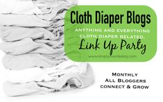 Something very exciting is happening on the blog and I can't wait to share it with you. Today is the first day of many more cloth diaper blogger parties! Between Tailwind Tribes, Facebook Groups and Instagram Pods, I was getting confused and lost on all the great new content bloggers were putting out. In an …