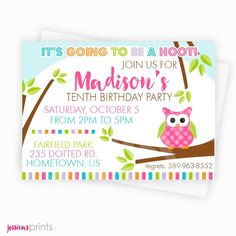 37 Best DIY Owl birthday party ideas images