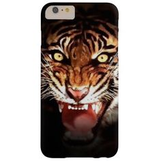 Tiger Eyes Custom iPhone 6/6s Plus Case