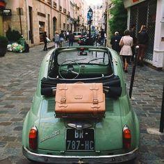 Paris Streets.