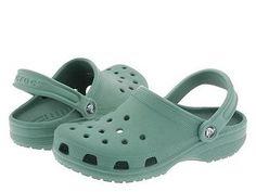 High Heeled Crocs Paris Fashion Week
