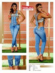 150321 - Ropa Casual para Dama / Jeans