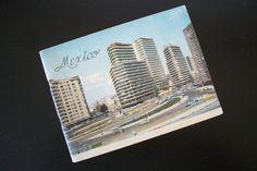 Mexico Mid Century Vintage Souvenir Tourist Photo Book Pamphlet, $10.00