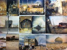 GALLERI – Sandgrund Lars Lerin Watercolor Art, History, Painting, Artists, Google Search, Board, Stockholm, Art Production, Historia
