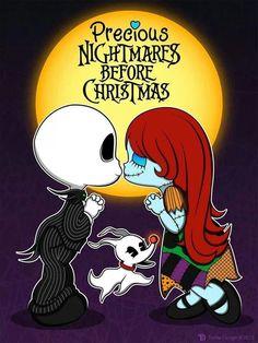 Precious Moments Jack & Sally
