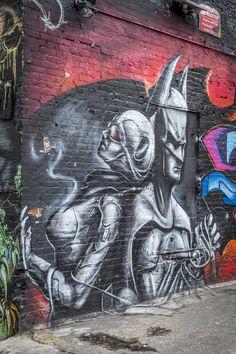 Street Art in 5Pointz, NYC