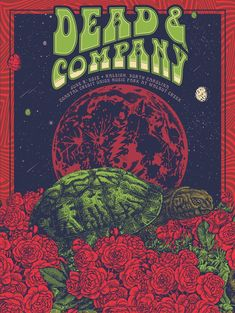 Dead and Company Setlist / Video Love Posters, Band Posters, Grateful Dead Tattoo, Phil Lesh And Friends, Graphic Tee Style, Graphic Tees, Dead And Company, School Posters, Concert Posters