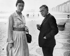 With Sartre in Brazil