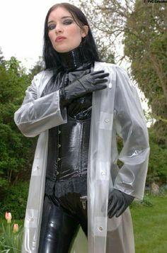 very sexy rainy Clear Raincoat, Vinyl Raincoat, Pvc Raincoat, Plastic Raincoat, Raincoats For Women, Jackets For Women, Imper Pvc, Transparent Raincoat, Vinyl Clothing