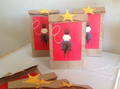 Cowboy Birthday Party themed decor by PartyJeneration on Etsy, $55.00