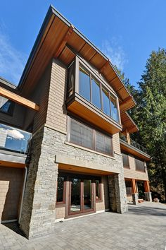 Complete Windows has been serving Vancouver Island homeowners for over 30 years. We are a fully qualified residential window installer and supplier. Residential Windows, Vancouver Island, Cabin, Doors, Mansions, House Styles, Inspiration, Biblical Inspiration, Manor Houses