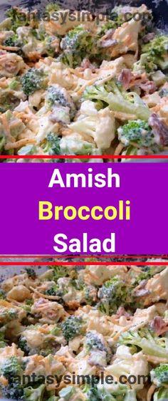 Amish+Broccoli+Salad