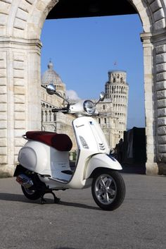 Vespa Primavera - New 2014 #Pisa #italy