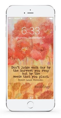 Over 850 wallpapers that lift your spirits. Every Day Spirit Lock Screens is an app of beautiful and positive mobile wallpapers that fill your screen with love. See more at ~ www.everydayspirit.net xo #wallpaper #positivity #mobilewallpaper #inspiration #selflove #gratitude #inspirationalquotes