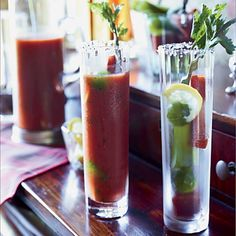 Hellfire Club Bloody Mary // More Bloody Mary Recipes: http://www.foodandwine.com/slideshows/bloody-mary #foodandwine