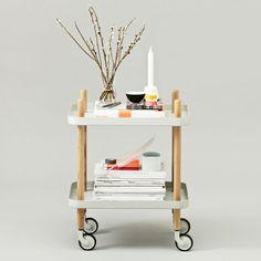 main image of Block Table Cart