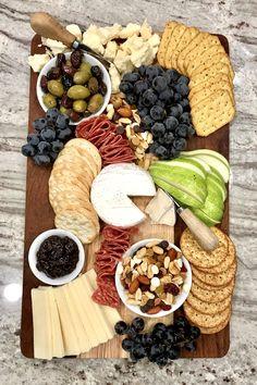 Boards on a Budget with The BakerMama Charcuterie Recipes, Charcuterie And Cheese Board, Cheese Boards, Charcuterie Platter, Pumpkin Tarts, Baked Pumpkin, Pumpkin Bread, Apple Bread, Chocolate Chip Ice Cream