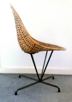 New Zealand Lounge Chairs c.1954. Possibly designed by John Crichton.
