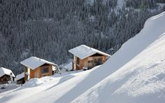 Weekend Cabin: Leis, Switzerland