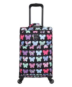 Loving this Papillon 20'' Spinner Carry-On on #zulily! #zulilyfinds