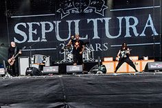 Sepultura - Wikipedia #HeadbangersHeaven #HeadbangersHangout #MGMSquared #MultiGenreMusicMovement #MGMConnection #MGMUniverse #MultiGenreMusicUniverse #Sepultura #RootsBloodyRoots #RefuseResist #Wikipedia Sundance Film, Hard Rock, Videos, Wrestling, Concert, Max Cavalera, Lucha Libre, Concerts, Hard Rock Music