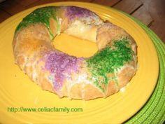 Gluten-Free King Cake!