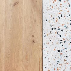 Obsessed with terrazzo patterns lately - I love that it can be used in any space on any surface