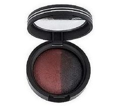 LAURA GELLER BAKED CAKE EYELINER DUO PLUM PUDDING BLACK FOREST BNIB .06oz/1.8g #LauraGeller