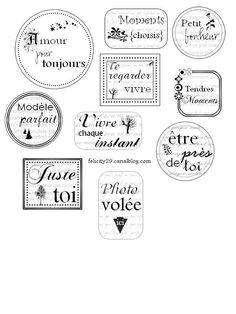 étiquettes journaling - Recherche Google