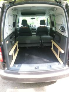 - Everything About Cars Minivan Camping, Auto Camping, Truck Bed Camping, Truck Tent, Mini Camper, Vw Camper, Camping Ideas, Vw Transporter Conversions, Equipement Camping Car