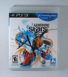 #Winter #Stars #Sony #Playstation 3 ( #PS3 ) #Spiel KOMPLETT mit Anleitung und in OVP #WinterStars #eBay