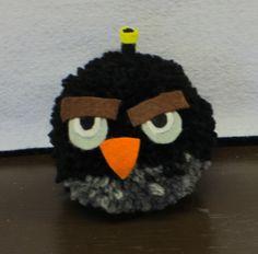 Angry bird, tupsutyö