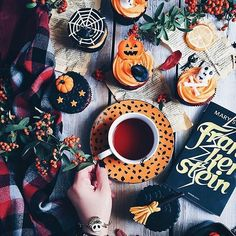 Happy Halloween Cult! ♥ What spooky plans do you have this year?