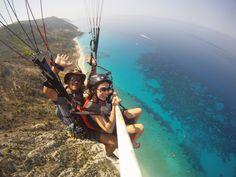 Paragliding and paramotoring in Greece Paragliding, Windsurfing, Greece Tourism, Rock Climbing, Horseback Riding, Outdoor Activities, Touring, Sailing, Adventure