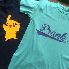Shirts voor de Fokkinga-zonen