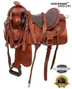 Looking for a nice, lightweight trail saddle? Model 8145 is a great, premium…