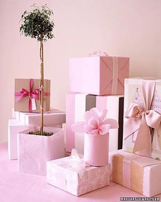 Pink Theme Baby Shower