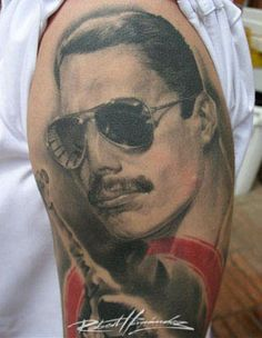Robert Hernandez Tattoos