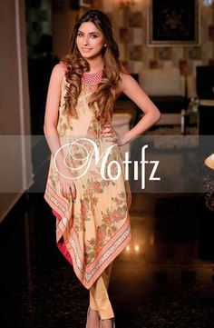 New Dresses Printed Lawn Collection 2014 For Women By Motifz (1)