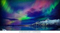 northern lights real northern lights alaska - Google Search Alaska Northern Lights, See The Northern Lights, Polar Bears International, Cave Drawings, Polar Night, Visit Norway, Dark Winter, Travel Tours, Travel Destinations