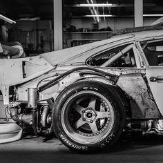megadeluxe: A serious #turbo hotrod #935 monster tail. by rwbatlanta http://ift.tt/1GJrSx4