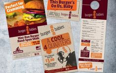 Burger Babies – Get a Load of These Buns : BFG Staging