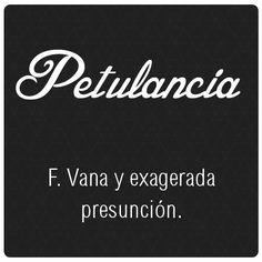 Petulancia